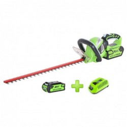 CORTASETOS GREENWORKS 40V...