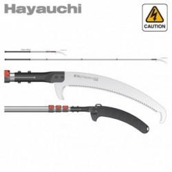 Hayauchi 390 4 ext. Pértiga...